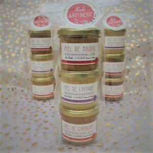 Trio de miel