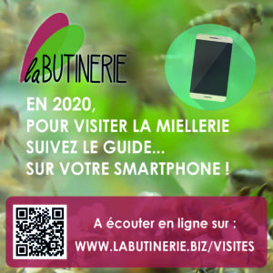 Visites Audioguide Miellerie 2020