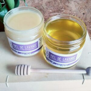 Cristallisation du miel