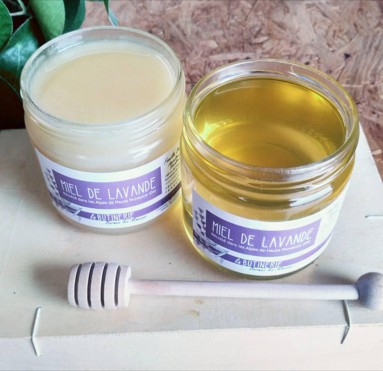 La cristallisation du miel, c'est naturel